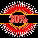 30procent